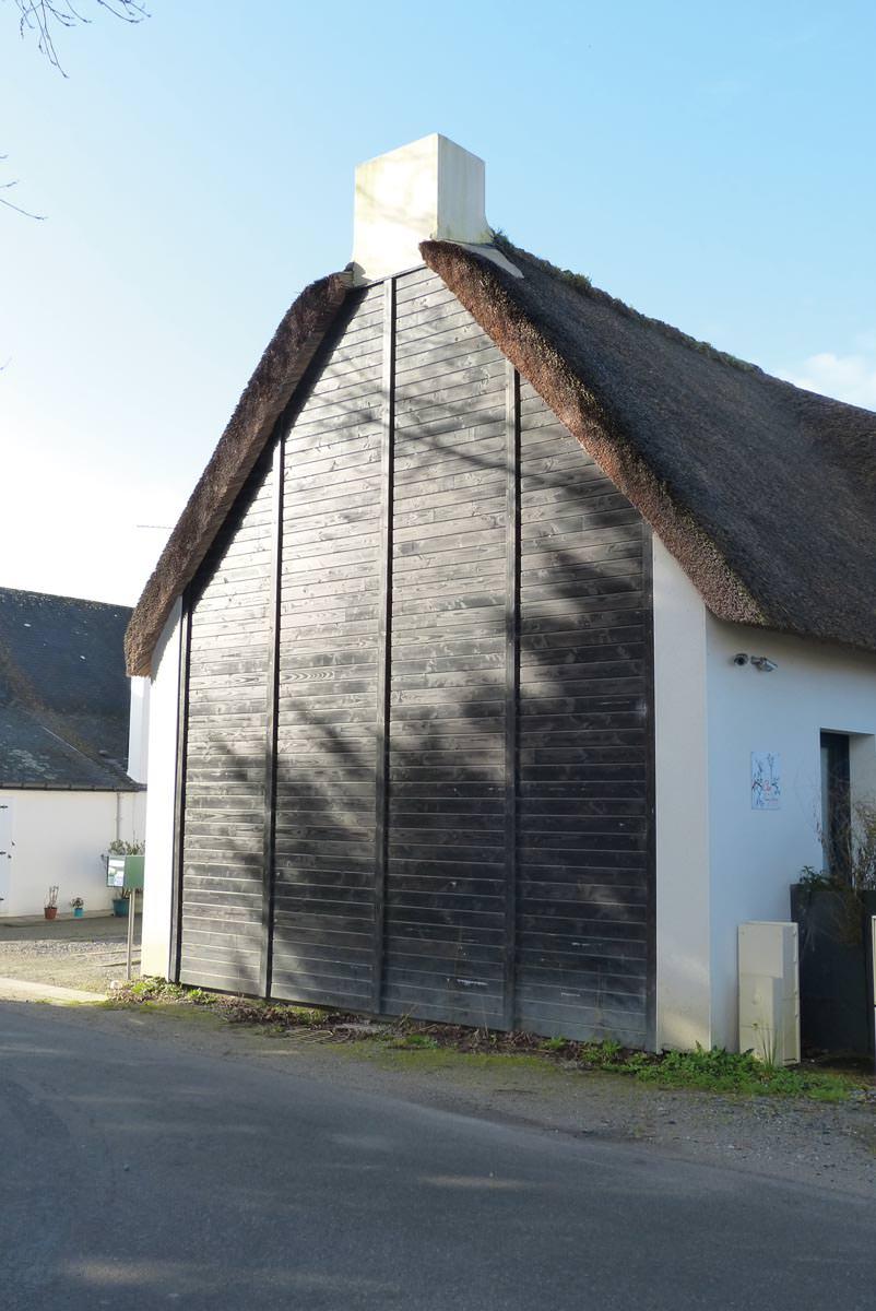 Les toitures en chaume - Rénover sa maison en Loire-Atlantique